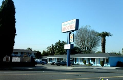 Blue Pacific Motel Whittier Ca