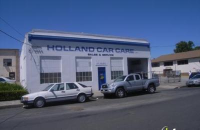 Holland - San Mateo, CA