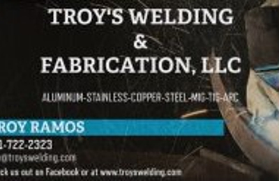 Troy's Welding and Fabrication, LLC - Mabelvale, AR
