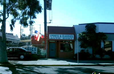Sports & Classics Auto Body - San Diego, CA