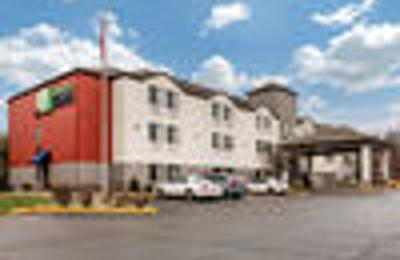 Holiday Inn Express - Henderson, KY