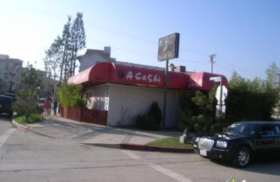 Acashi Sushi Bar - Studio City, CA