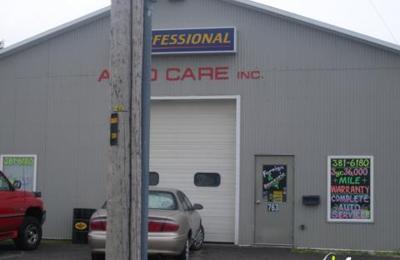 Professional Auto Care - Rochester, NY