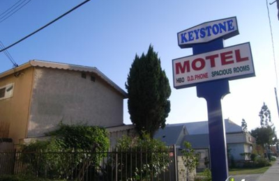 Keystone Motel - Norwalk, CA