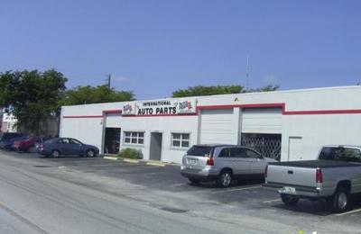 International Automotive Warehouse - Oakland Park, FL