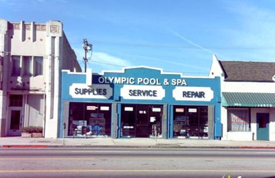 Olympic Pool & Spa Supplies & Maintenance - Los Angeles, CA