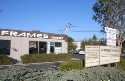 Art & Frames Unlimited - Mountain View, CA