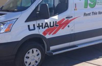 U-Haul Moving & Storage of Tilton - Tilton, NH