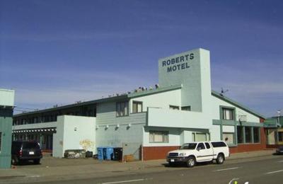 Roberts-At-The-Beach-Motel - San Francisco, CA