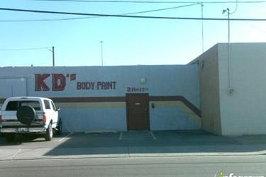 Kd's Body Shop