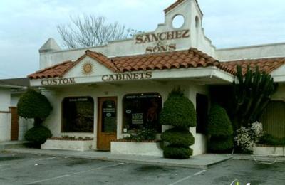 Sanchez Sons Cabinets Inc 436 S Del Mar Ave San Gabriel Ca 91776