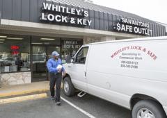 Whitley's Lock & Safe - San Antonio, TX