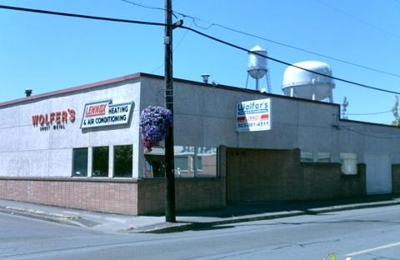 Wolfer's Heating Air Conditioning & Sheet Metal - Woodburn, OR