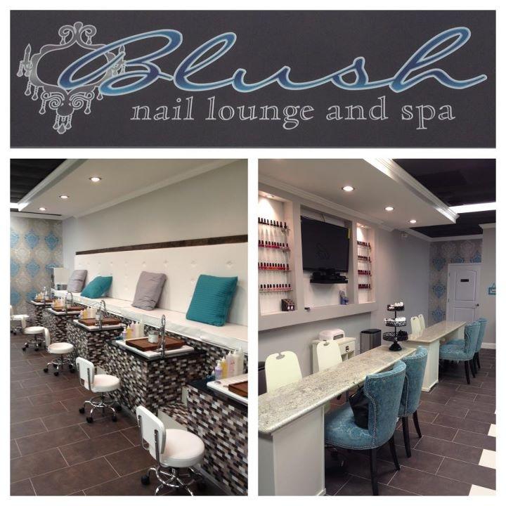 Blush Nail Lounge Spa 3000 Severn Ave Ste 2 Metairie La 70002