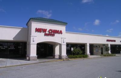 New China Buffet - Margate, FL