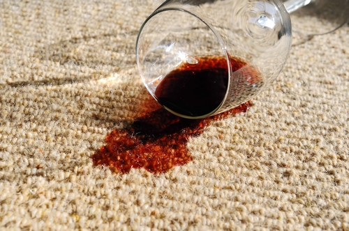 Cleaning stained carpets, rugs and furniture  is less of a hassle than you might think.