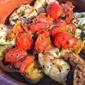 Nikki Beach - Miami Beach, FL. The garlic shrimp with Roma tomatoes