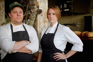 Evan and Sarah Rich of Rich Table in San Francisco, CA