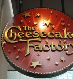 The Cheesecake Factory - Dallas, TX
