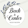 Back to Center Bodywork