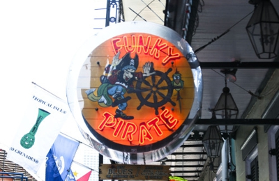 Funky Pirate - New Orleans, LA