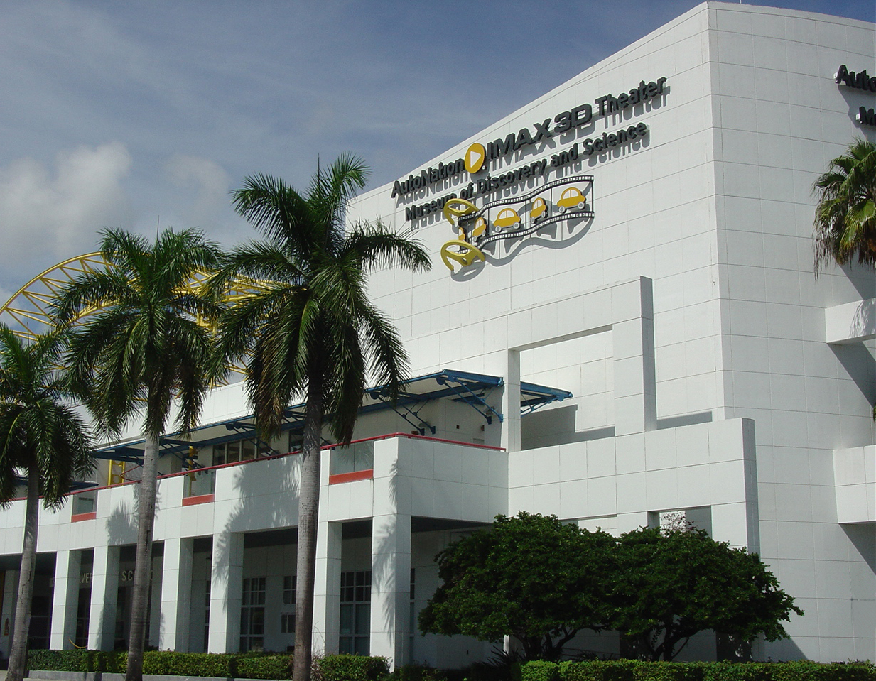 Autonation Imax 3d Theater Amp Museum Of Discovery And