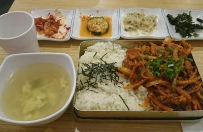 Big Rice Korean Cuisine - Temple City, CA