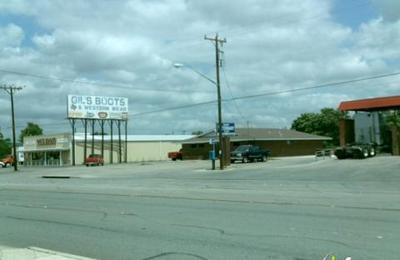 Proctor, Luke - San Antonio, TX