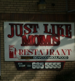 Just Like Mom's Restaurant - Cleveland, OH
