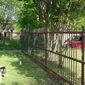 Charlie Mike Construction - Mckinney, TX. Wrought Iron Fence Installation