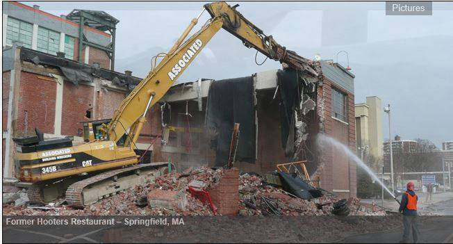 Associated Building Wreckers 352 Albany St Springfield