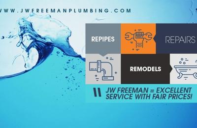 J.W. Freeman Plumbing - Gainesville, FL