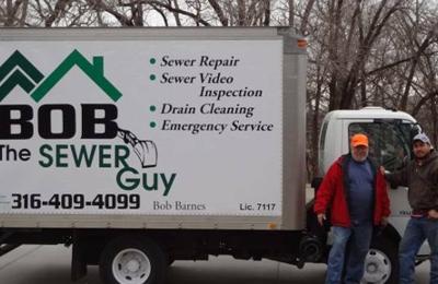 Bob The Sewer Guy - Wichita, KS
