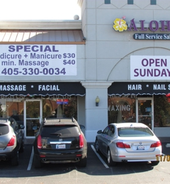 Aloha Nail & Day Spa - Edmond, OK