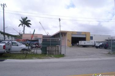 Ez Auto Svc-Miami