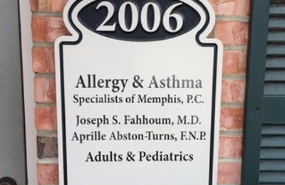 Allergy & Asthma Specialists - Germantown, TN