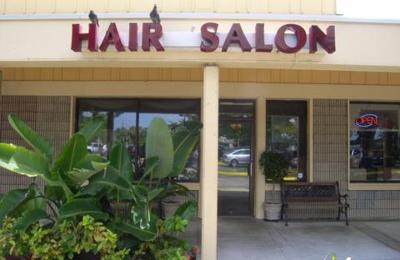 Over The Edge Hair Salon - Hollywood, FL