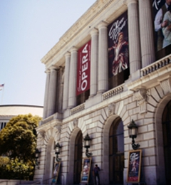 War Memorial Performing Arts - San Francisco, CA