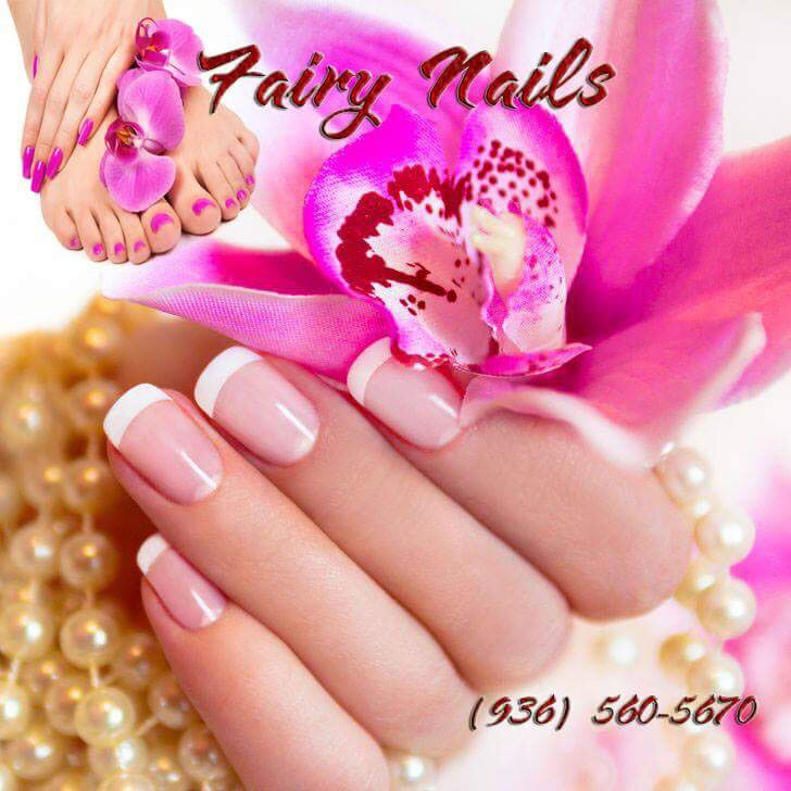 Fairy nails 1122 N University Dr, Nacogdoches, TX 75961 - YP.com