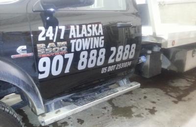 24/7 Alaska Towing - Fairbanks, AK