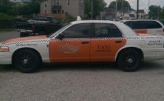 Old Richmond Taxi 133