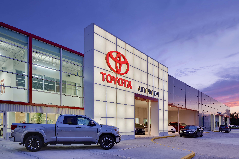 AutoNation Toyota Weston Service Center 4050 Weston Rd Suite 1