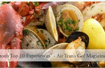 Atlantic Fish Co - Boston, MA