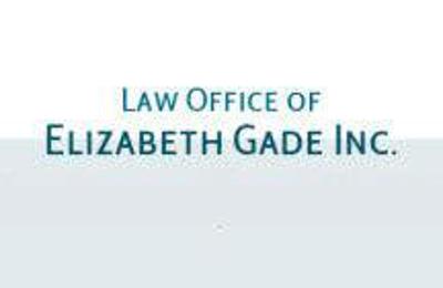 Gade Elizabeth Law Office Of Inc - Sacramento, CA
