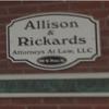 Allison & Rickards Attorneys At Law