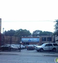 Chicago Motors Inc 2553 W Chicago Ave Chicago Il 60622 Yp Com