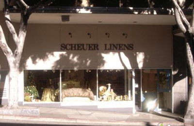 Scheuer Linens - San Francisco, CA