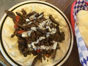 Oasis Food Market Inc - Shawarma Plate