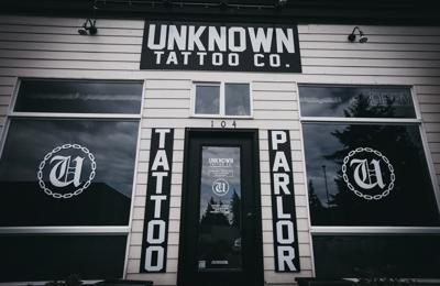 Unknown Tattoo Co. 715 1st St, Snohomish, WA 98290 - YP.com