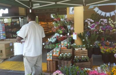 Whole Foods Market - Glendale, CA. Flower shop at wholefoods